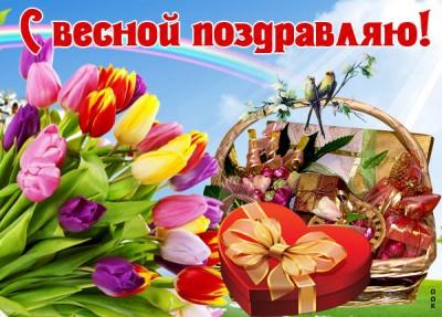 Картинка великолепные тюльпаны